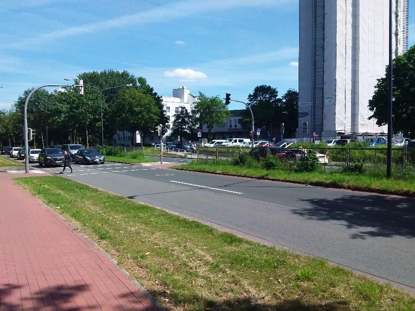 Berliner Freiheit Verkehrssicherheit